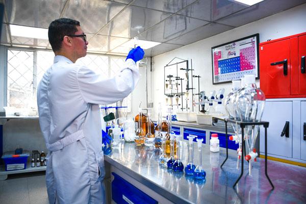 laboratorio de biodegradabilidad bogota